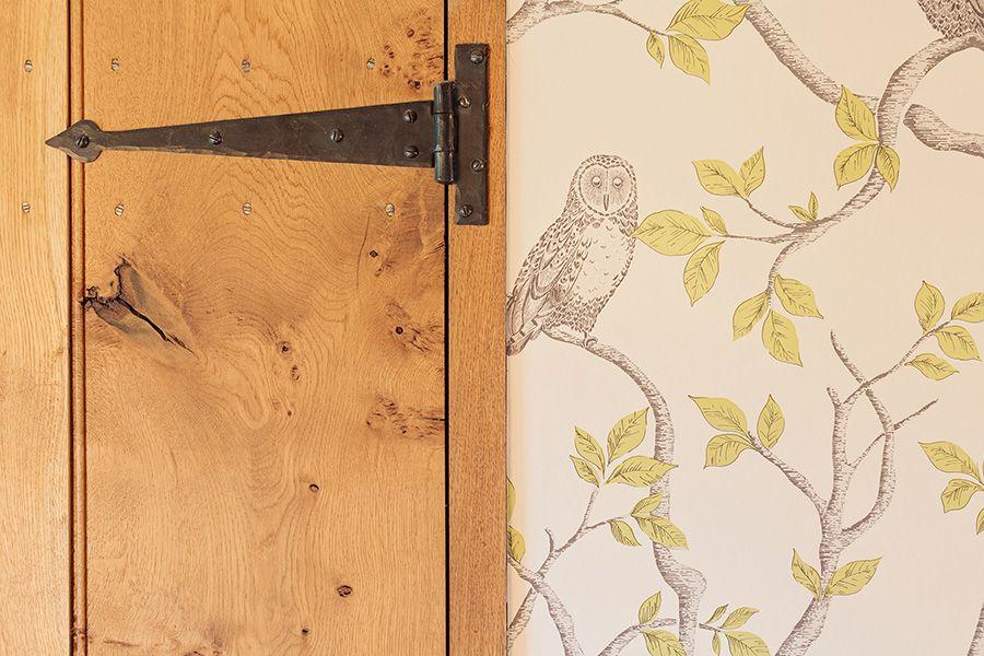 Bedroom 2 - the owl room