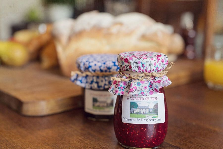 You can buy some of our homemade jam
