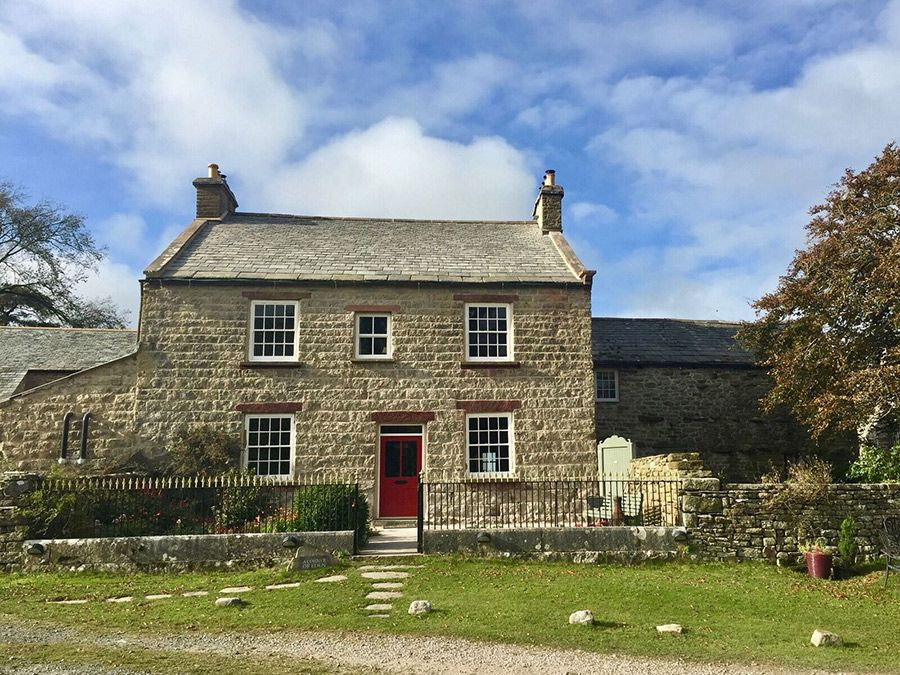 The Farmhouse - a grand Georgian abode