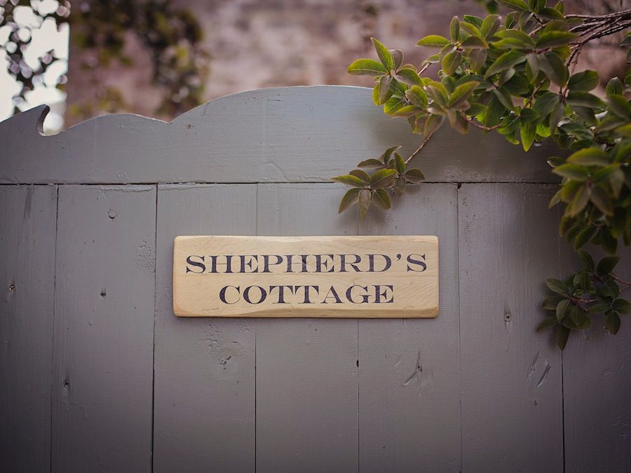 Welcome to the Shepherd's Cottage