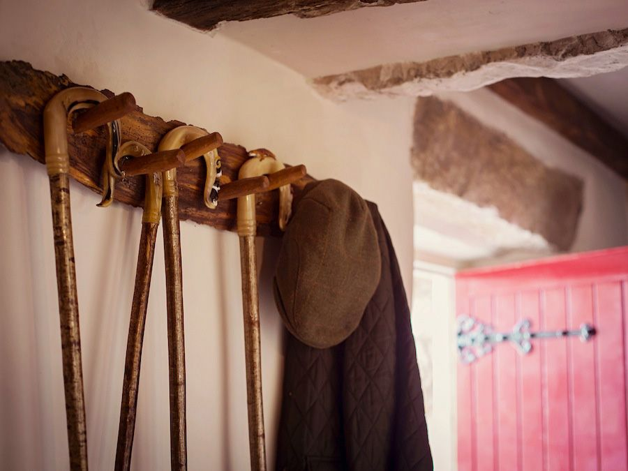 Locally made walking sticks for sale
