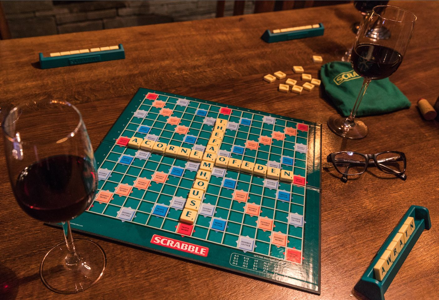 Scrabble Board small 900